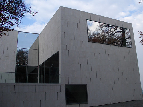 Salzburg's modern art museum