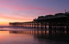 PB sunset purple
