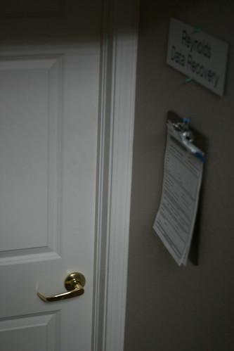Door to Reynolds