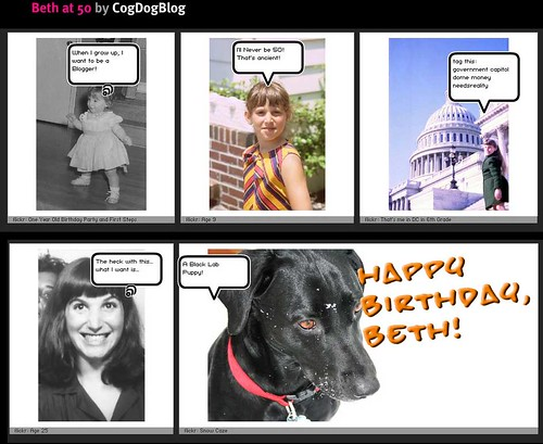 Happy Birthday, Beth!