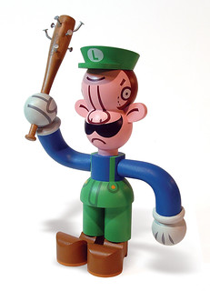 luigi the lunatic