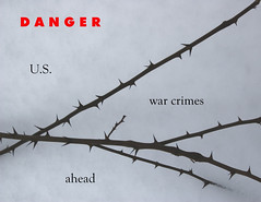 Danger U.S. war crimes ahead