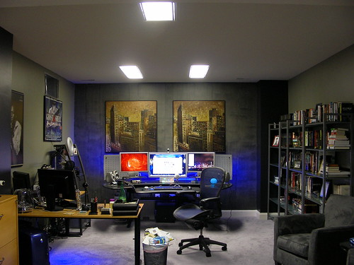 Evolution Of The Ultimate Home Office TechGrid