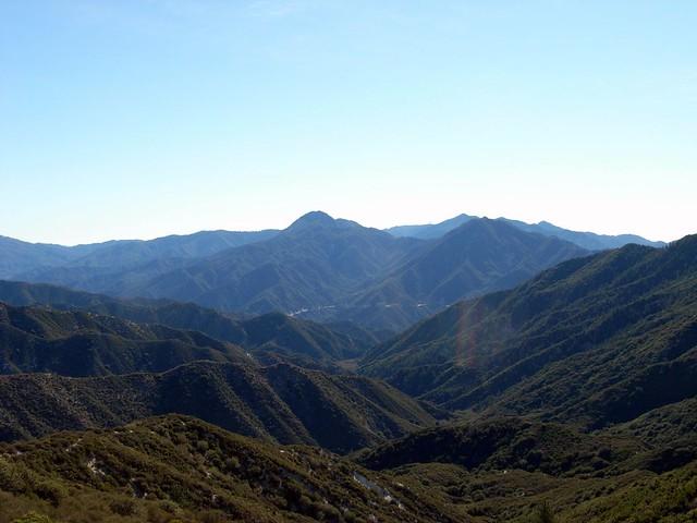 Condor Peak via Trail Canyon 031