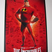 My signed The Incredibles poster