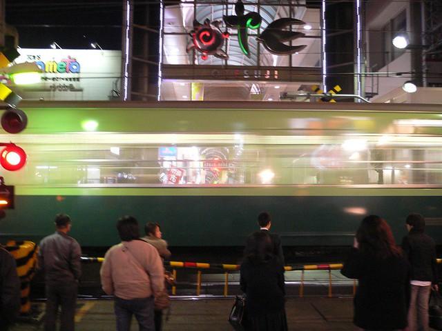 京阪伏見駅、大手筋