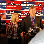 Tom Vilsack withdrawal