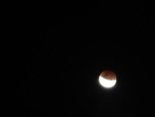 moon night eclipse nikon puertorico luna lunar d80