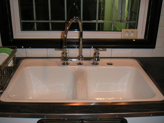 Chicago Kitchen Faucets Reviews