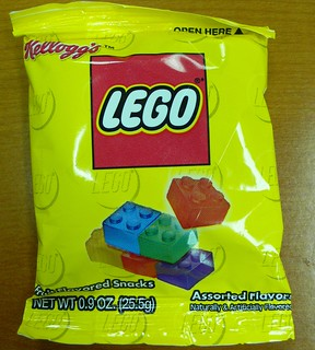 LEGO Fun Snacks by Kellog's