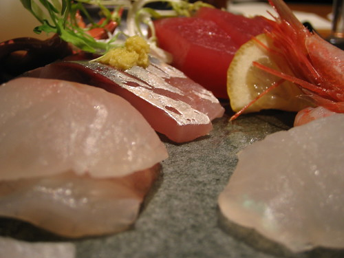 friday sashimi in Benkay