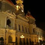 Hotel de Ville - Ho Chi Minh City, Vietnam