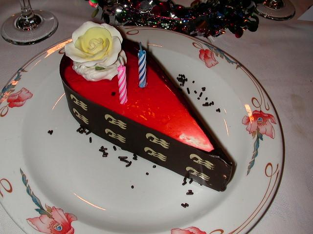Pretend Birthday Cake School