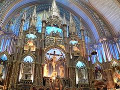 Basilique Notre-Dame de Montréal /4