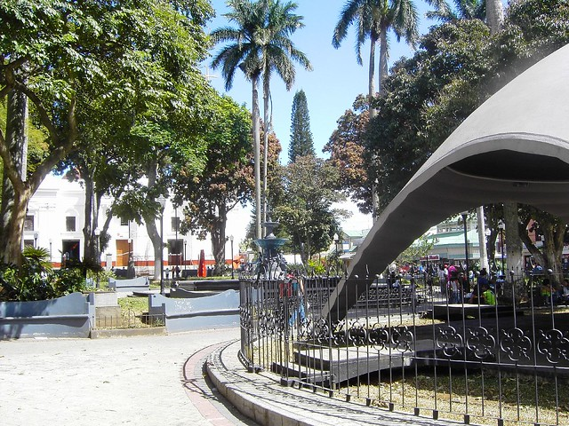Header of Alajuela (city)