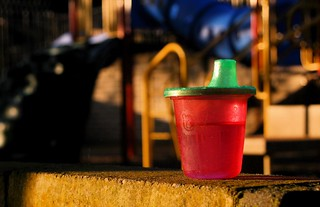 Sippy Cup Forgotten | by Randy Son Of Robert