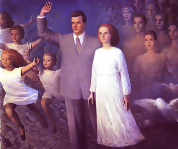 Ceausescu's Cult of Personality