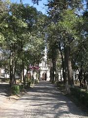 Jardin de la Iglesia de San Pedro