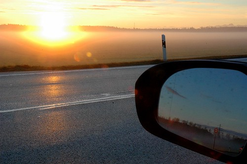 sun oneaday fog clouds sunrise munich geotagged january onthewaytowork 2007 geolat48055667 geolon11705654