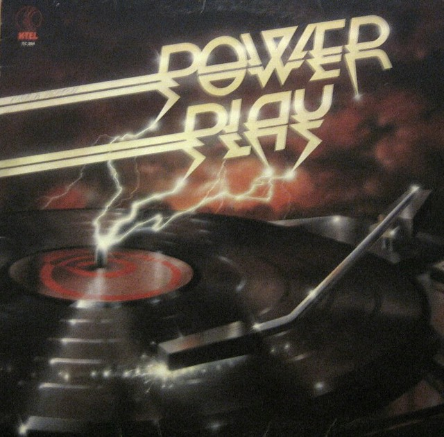 Power Play by K-Tel Records