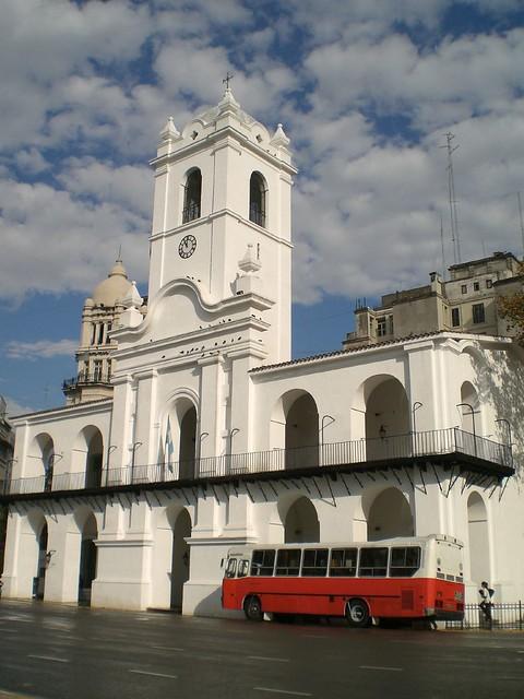 宏伟的科隆剧院是拉丁美洲最好的剧院之一