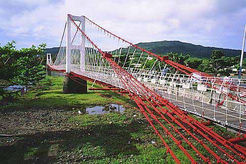 C819佳樂水茶山港口吊橋