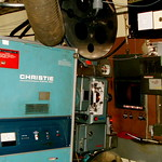 The Projection Booth at Cinema 21