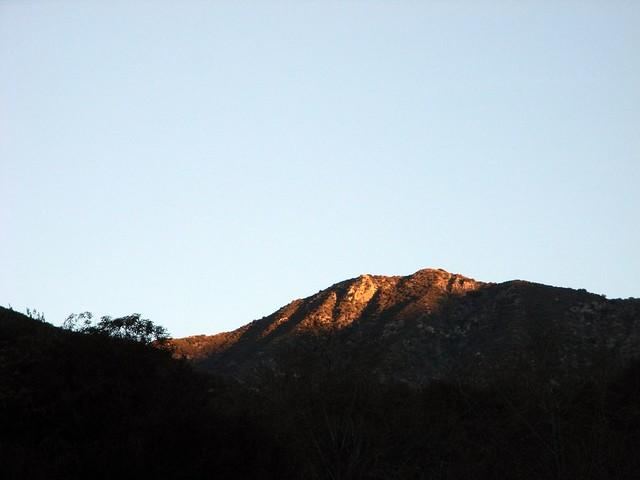 Condor Peak via Trail Canyon 003