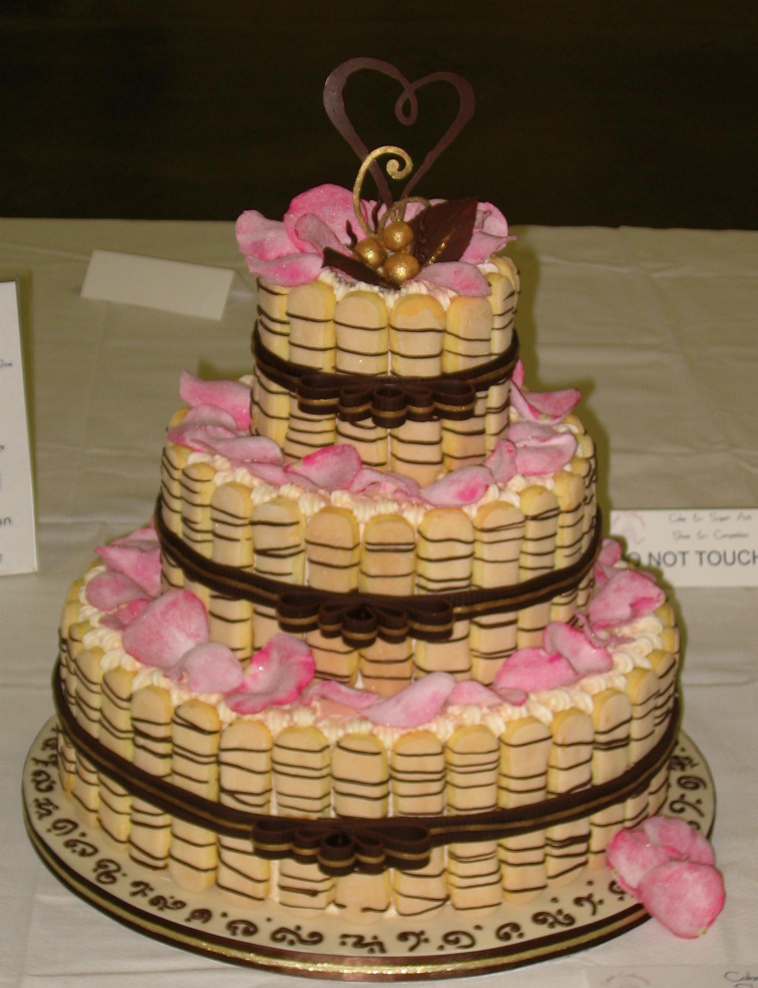 Cake Design Recipe : Best Tiramisu Wedding Cake Wedding Cakes Cake ...