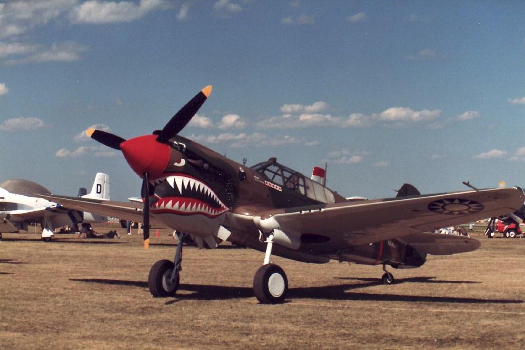 P-40E Warhawk/Kittyhawk (NX40PE)