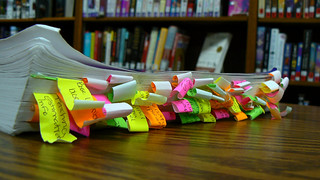 Tagged Book (Color)