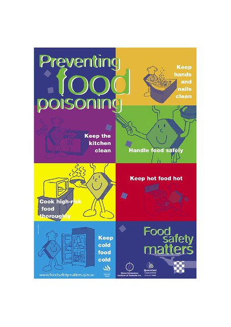Food Poisoning Prevention | Credits: The State of ...