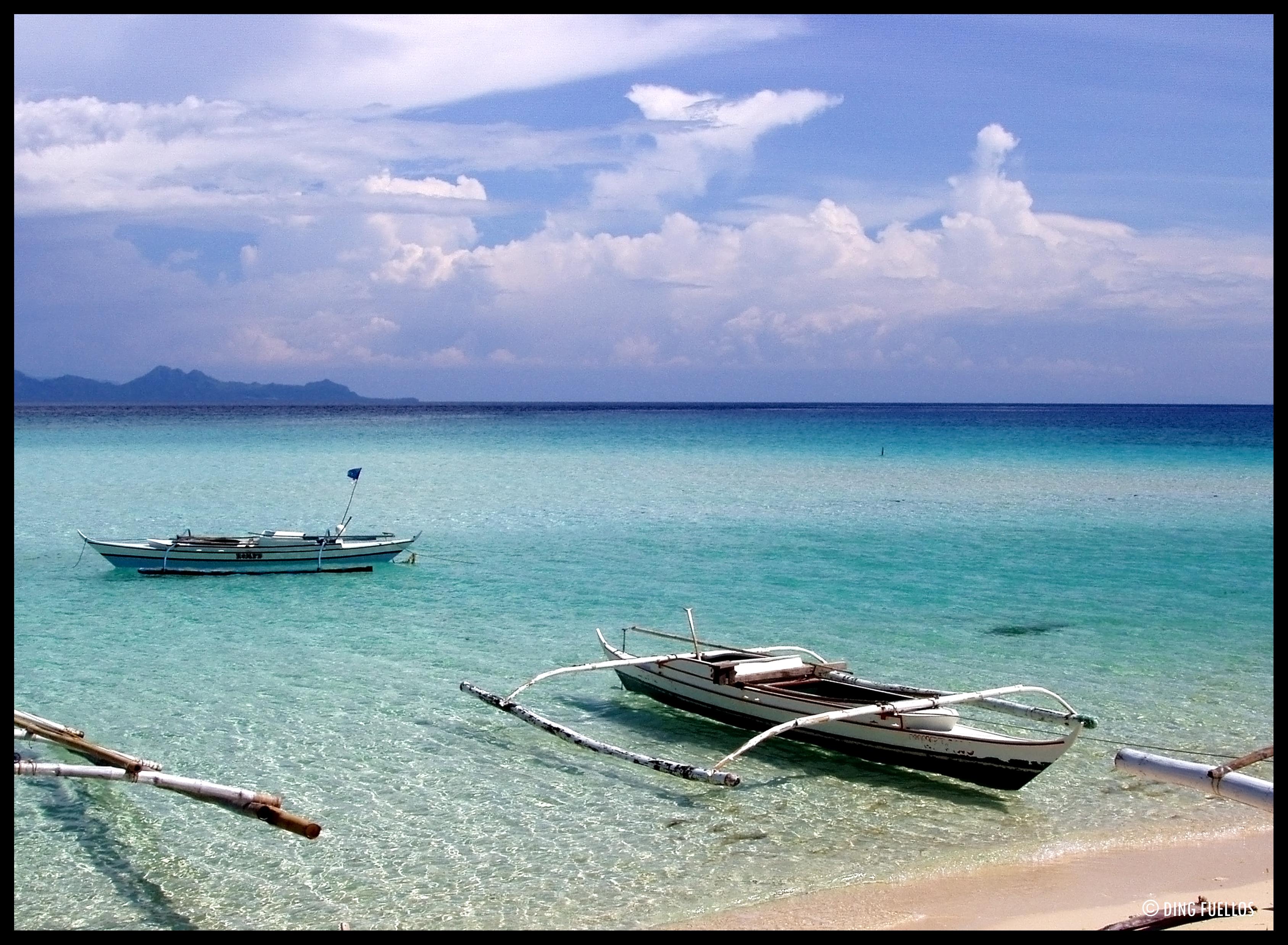 Pristine Selinog Island