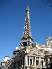 Eiffel Tower, sort-of