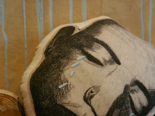 Zera: Environmental Indicators: Face with Tears (Detail)