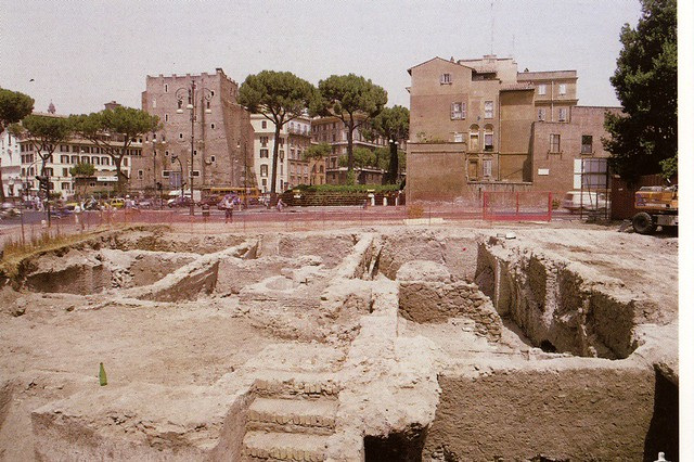 ROME - IMPERIAL FORA. The Temple of Peace (Area B). Excavations & Related studies (1998-2007).
