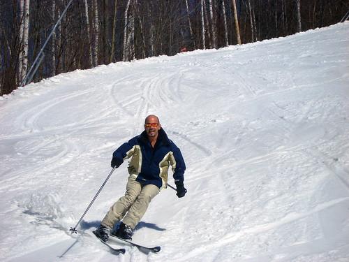 Skiing 1