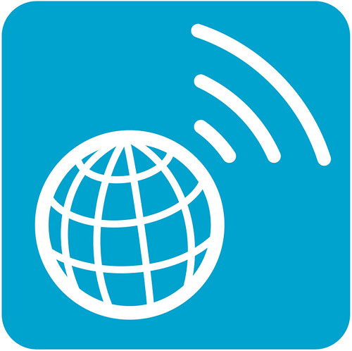 International Wi-Fi Icon - 無料写真検索fotoq