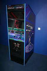 recreation(0.0), personal computer(0.0), computer case(0.0), machine(1.0), arcade game(1.0), video game arcade cabinet(1.0), games(1.0),