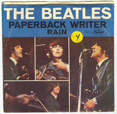 Paperback Writer by Marxchivist
