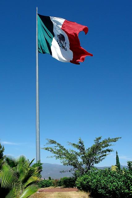 Imagenes Animadas bandera mexico