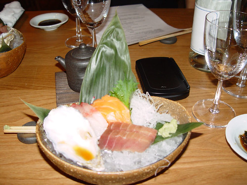 New Years Eve - Ozu Sushi, County Hall London by Craig Grobler