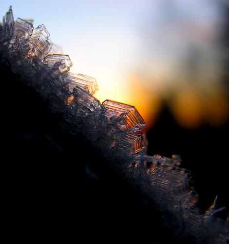 sunset ice backlight pieksämäki anawesomeshot