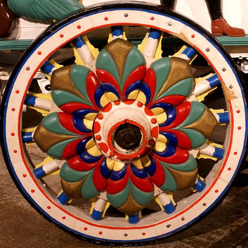 • Circus Wheel 2 •