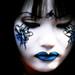graffiti tears by ajpscs