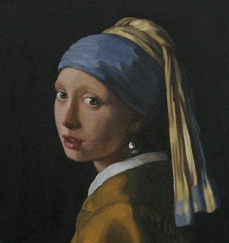 Copy of Vermeer's