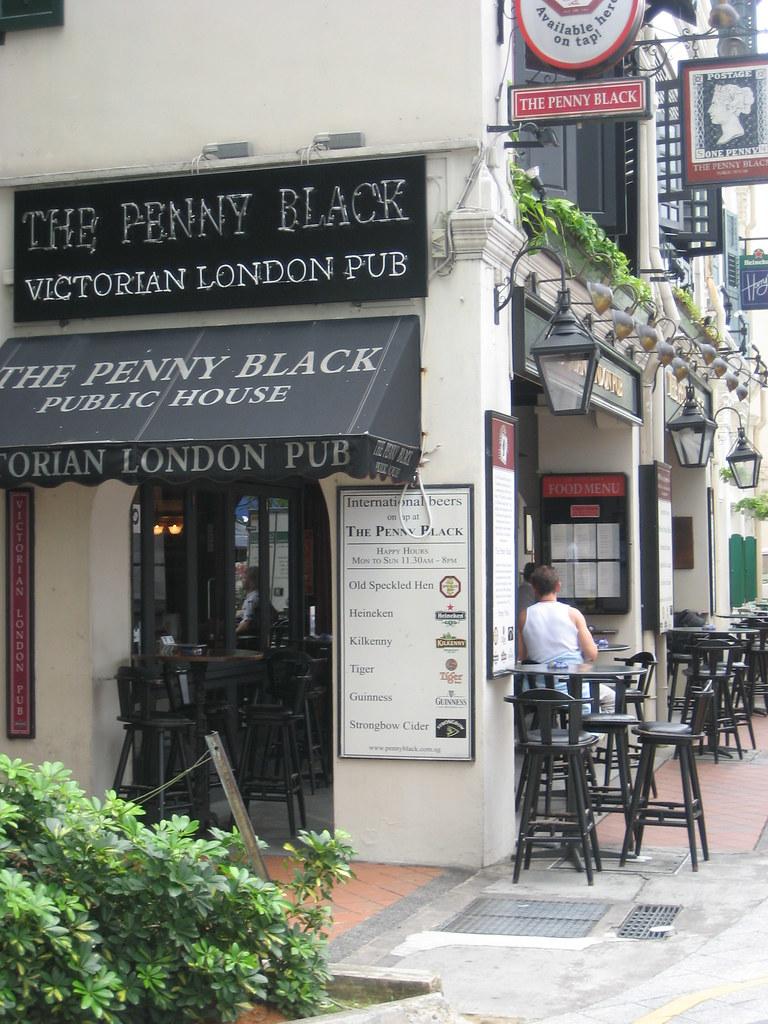 Black Penny Pub