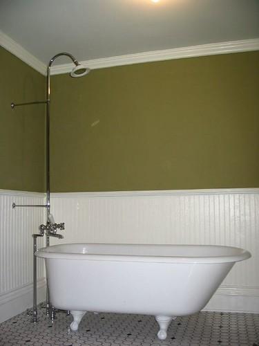 CLAWFOOT BATHTUB SHOWERS Bathroom Design