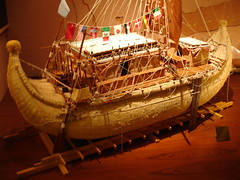 ship of the line(0.0), galley(0.0), longship(0.0), turtle ship(0.0), fluyt(0.0), carrack(0.0), manila galleon(0.0), cog(0.0), caravel(0.0), galleon(0.0), viking ships(0.0), sailboat(1.0), sailing ship(1.0), vehicle(1.0), ship(1.0), mast(1.0), watercraft(1.0), boat(1.0),