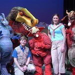 Dinosaur Play Cast - Cast 2007 The Dinosaur Play - Arvada Center Children's Theater